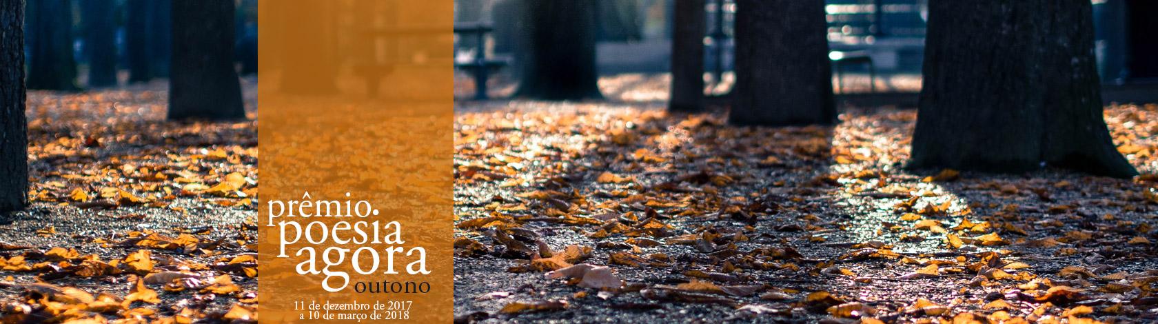 Prêmio Poesia Agora - Outono